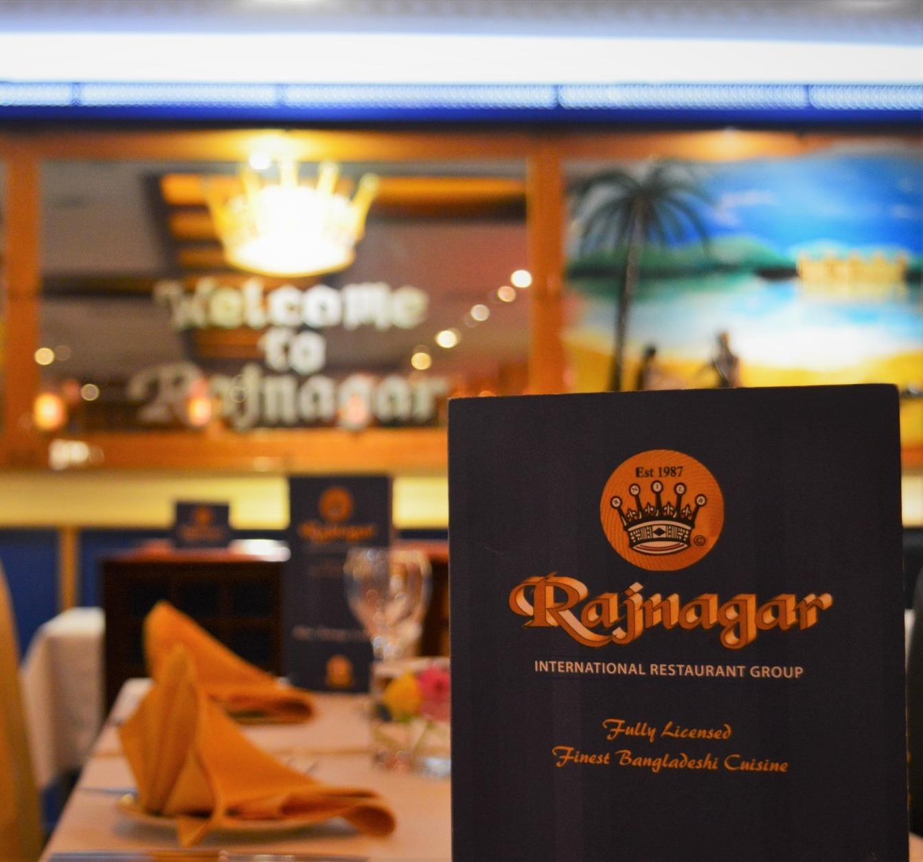 Rajnagar Restaurant Award Winning Indian And Currys In